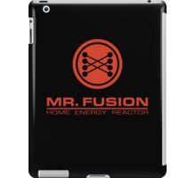 Mr. Fusion iPad Case/Skin