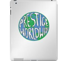 Prestige Worldwide iPad Case/Skin