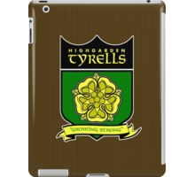 Highgarden Tyrells iPad Case/Skin