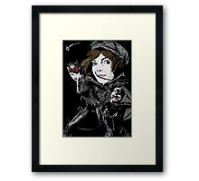 Generation C (Selina Kyle/Catwoman)  Framed Print