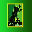 Kneel by a745
