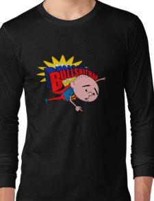 Bullshit Man - Karl Pilkington T Shirt Long Sleeve T-Shirt
