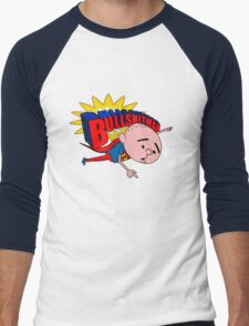 Bullshit Man - Karl Pilkington T Shirt Men's Baseball ¾ T-Shirt