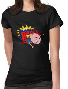 Bullshit Man - Karl Pilkington T Shirt Womens Fitted T-Shirt