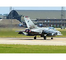 Royal Air Force Tornado GR4  Photographic Print