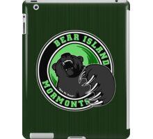 Bear Island Mormonts iPad Case/Skin