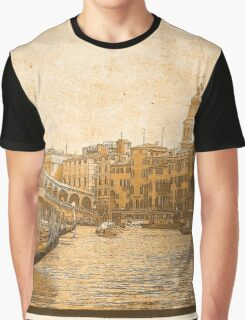 Venezia D'Oro 3 Graphic T-Shirt