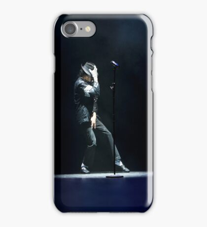 michael jackson cover 2 iPhone Case/Skin