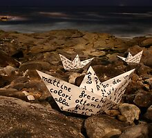 Giant Origami - Sculpture By The Sea by kcy011
