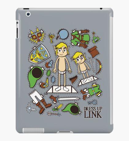 Dress up Link iPad Case/Skin