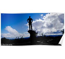 Mt Cooke Summit Poster
