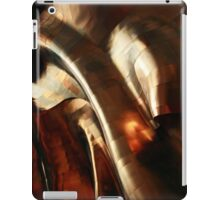 Abstract view of The EMP/SFM Seattle iPad Case/Skin