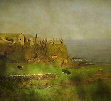 Old Dunluce by peaky40