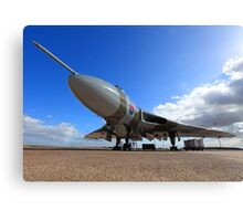 Avro Vulcan XH558 ~ Spirit of Great Britain Canvas Print