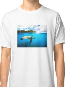 Tropical Paradise Classic T-Shirt