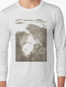 12th Doctor Misty Mountain T-Shirt Long Sleeve T-Shirt