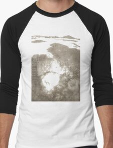 12th Doctor Misty Mountain T-Shirt Men's Baseball ¾ T-Shirt