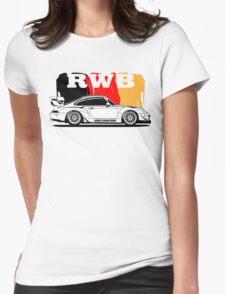 RWB Germany Womens Fitted T-Shirt
