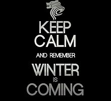 KEEP HOUSE STARK CALM by amanoxford