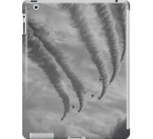 Red Arrows iPad Case/Skin