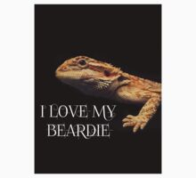 i LOVE MY BEARDIE by clayton  jordan
