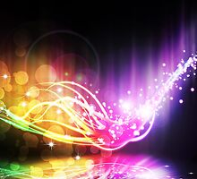 dancing light by naphotos