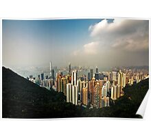 View From the Peak Poster