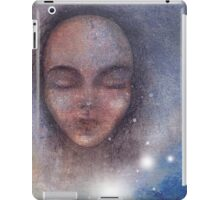 The Mysterious Little Girl iPad Case/Skin