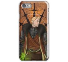 Cullen Rutherford: Inquisitor iPhone Case/Skin