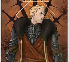 Cullen Rutherford: Inquisitor by ophiel