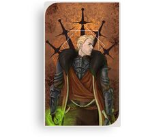 Cullen Rutherford: Inquisitor Canvas Print