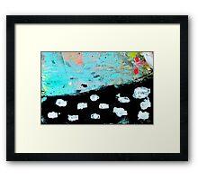 Abstrakt II Framed Print