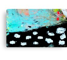 Abstrakt II Canvas Print