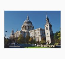 St. Pauls Cathedral, City of London Baby Tee