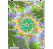 Spiral Garden iPad Case/Skin