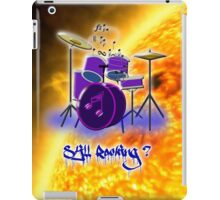 It's Going to be a Hot Time Tonight iPad case iPad Case/Skin