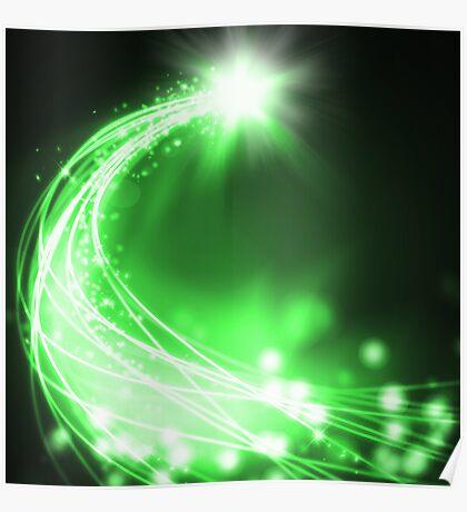 technology lighting Poster