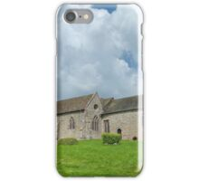 Richard's Castle, Herefordshire iPhone Case/Skin