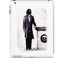 Life's Course You Flunk, Compute and Cyberpunk iPad Case/Skin
