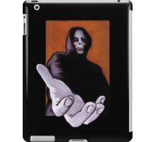 Death Goes In Fear of What It Cannot Be iPad Case/Skin