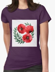 The poppies T-Shirt