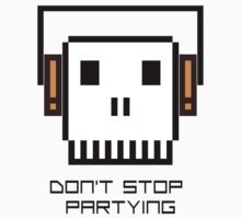 Don't Stop Partying by Hiiro Iruka