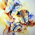 Keeleys Butterflies by Bev  Wells
