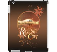 Lost My Heart In Republic City iPad Case/Skin