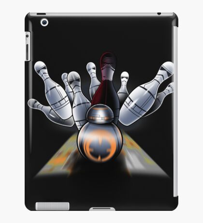 Star Bowling iPad Case/Skin