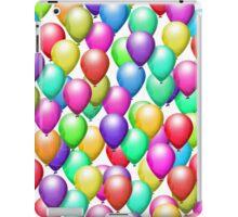 Colorful Balloons! iPad Case iPad Case/Skin