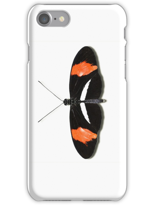 Smartphone Case - Butterfly - Postman by Mark Podger