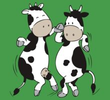 Mooviestars - Dancing Cows Kids Clothes