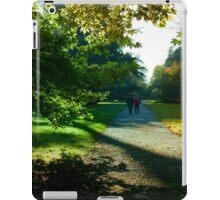 Romantic woodland walk for your iPad  iPad Case/Skin