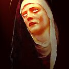 Mother of sorrows'... by Valerie Anne Kelly